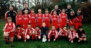 D-Jugend 2001/2002 -Meistermannschaft