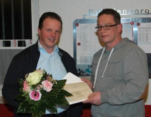Bernd Loske (links) - Heiko Niemeier (rechts)