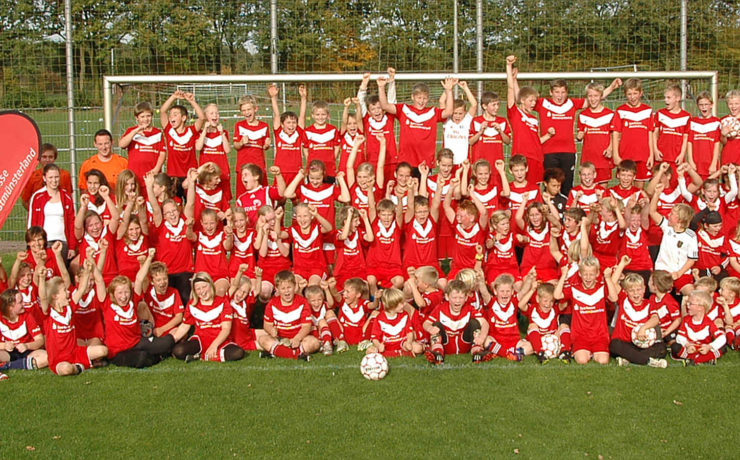 Ferien-Fußball-Schule 2012